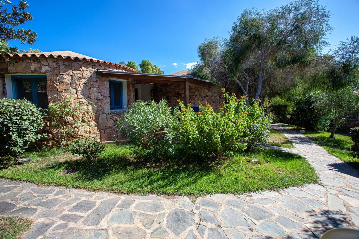 Bungalow villaggio Calacavallo