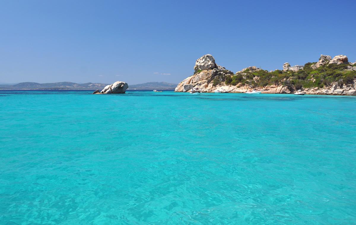 Arcipelago di La Maddalena - villaggio Calacavallo
