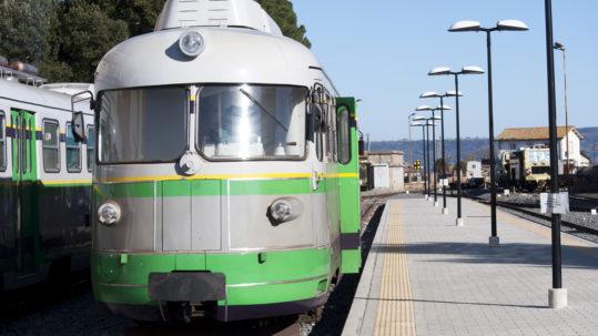 Treno verde Sardegna